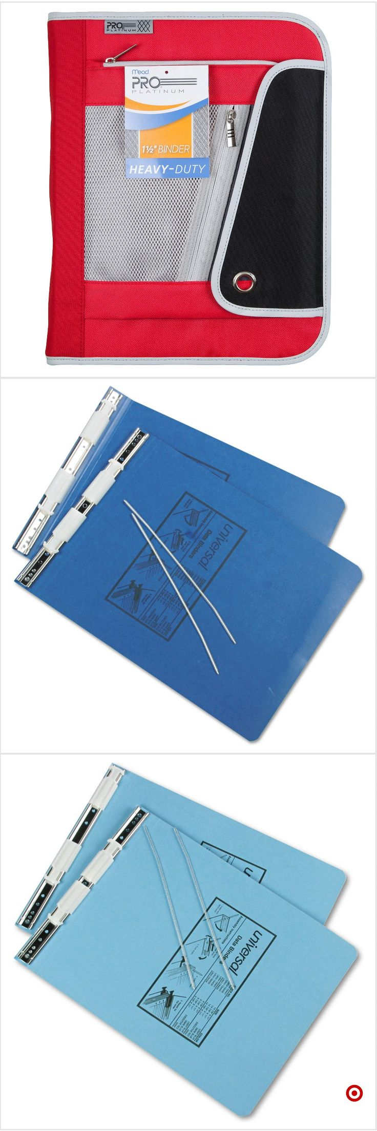 Shop Target for binders you will love at great low prices. Free shipping on orders of $35+ or free same-day pick-up in store.