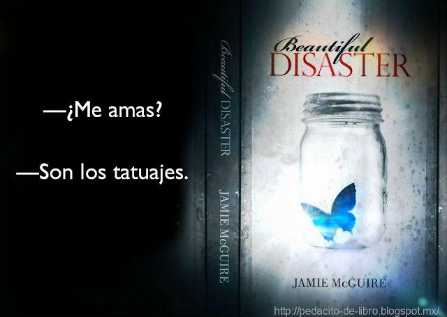 Pedacito de libro: Beautiful Disaster # 19