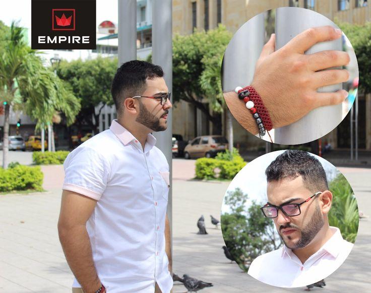 #pulseras #gladiador #bisuteria #camisa #moda #cucuta #colombia
