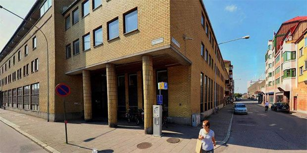 Helsingborg vandrarhem Centrum
