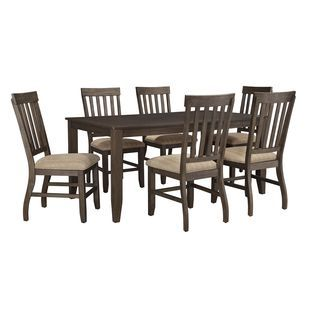 Shop for Signature Design by Ashley Dresbar Cream Table and Four Chairs Set. Get free delivery at Overstock.com - Your Online Furniture Shop! Get 5% in rewards with Club O!
