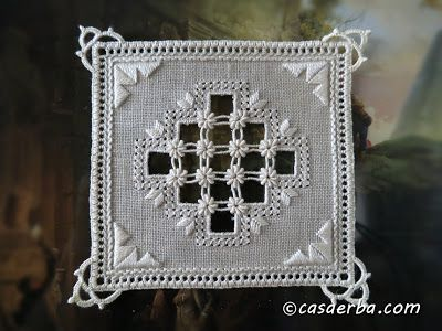 Fabulous 114 best RICAMO images on Pinterest | Drawn thread, Hardanger and  SG71