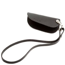 Key Wallet - Short - Black | by Wirth