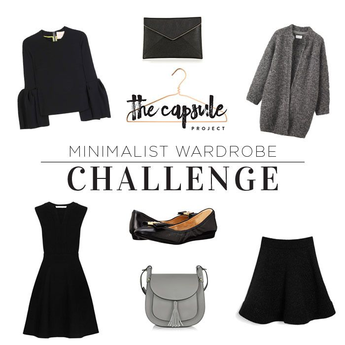 The easiest way to create a capsule wardrobe of basics you'll wear day after day.
