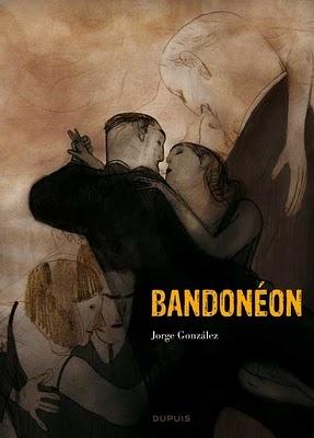 jorge gonzález's excellent graphic novel style