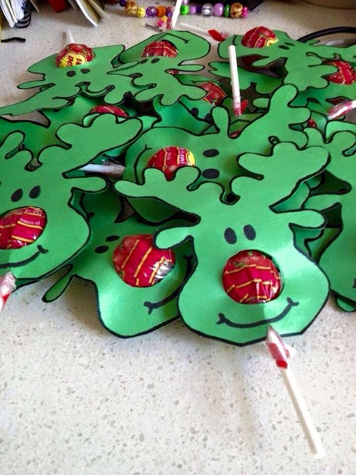 #navidad #reno #paleta
