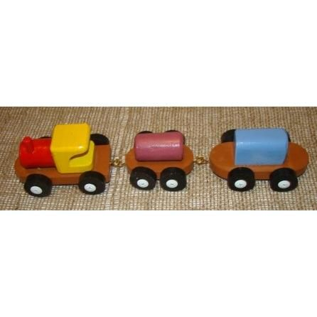 $22.00 Toy Train Set by RusticPieces on Handmade Australia