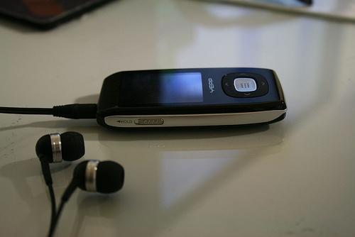 Samsung's new mp3 player