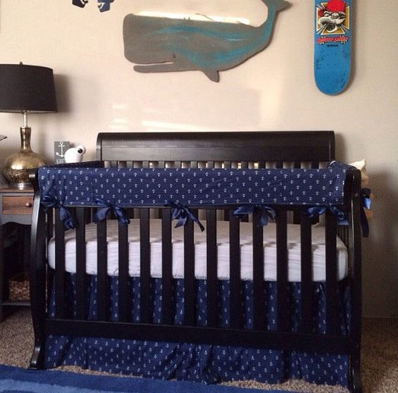 Nautical Nursery: A portion of every purchase through this link supports charity.