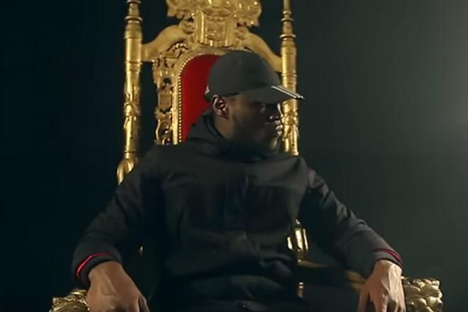 STORMZY SHOWS HE IS THE GRIME KING WITH NEW TRACK 'STANDARD'
