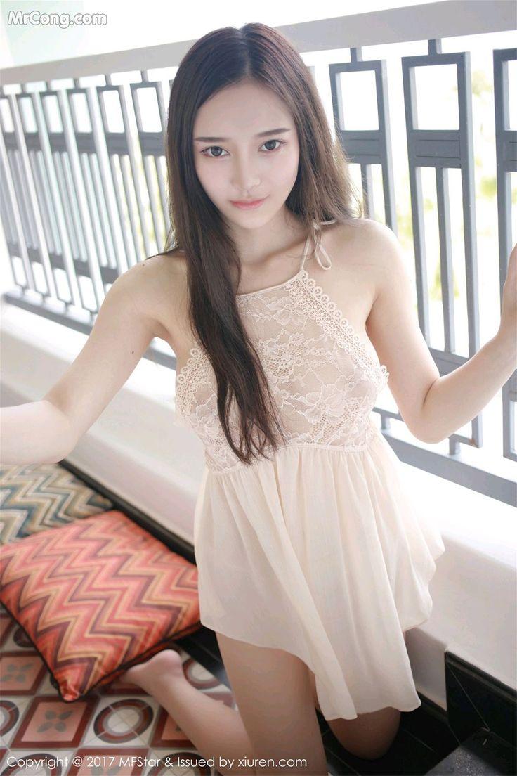 MFStar Vol.101: Người mẫu Tang Qi Er (唐琪儿il) (49 ảnh)