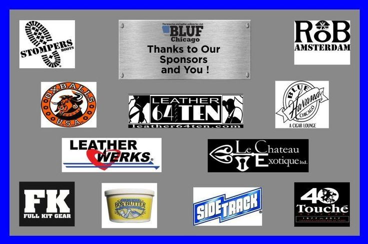 Today and throughout this holiday shopping season please support these retailers in your plans. Also let them know your with BLUFChicago.  @leather64ten  @bluehavanachicago  @sidetrackbar  @fullkitgear  #Cupid's Treasure  #The Ram  #The pleasure Chest #ToucheChicago #Allied Print and Copy @stompersboots  @robamsterdamshop  @oxballs @leatherwerks  #Le Chateau exotique @boybutter   #bluf #leather community #leather uniform #blufchicago #bluf chicago