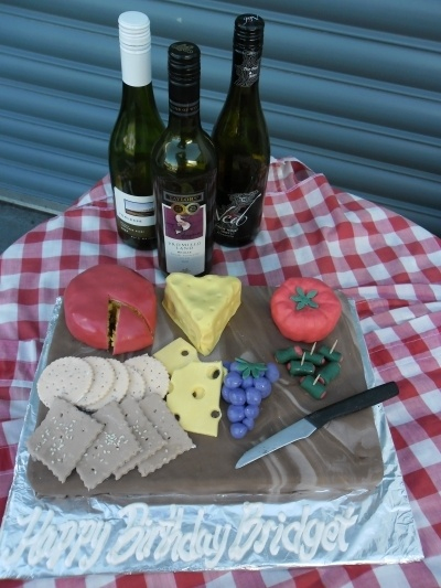 cheese board By ylang on CakeCentral.com