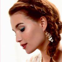 Idée coiffure pour l'été: la tresse sur le côté - Coiffures - Flair