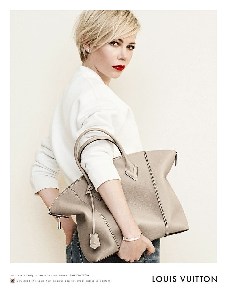Michelle Williams x Louis Vuitton