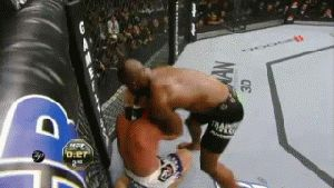 On this day 6 years ago Rashad Evans TKO'd Tito Ortiz to extend his win streak to 3 fights