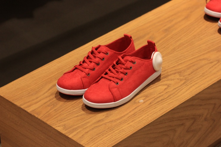 Red shoes from KOTON
