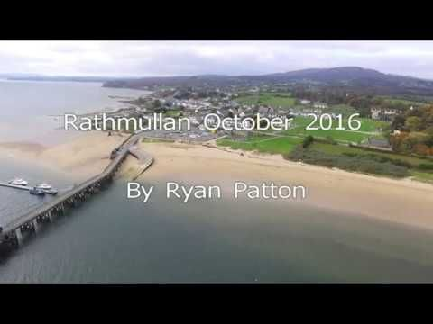 Rathmullan Aerial Photography October 2016