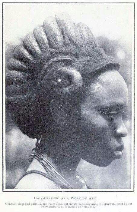 Africa 1910