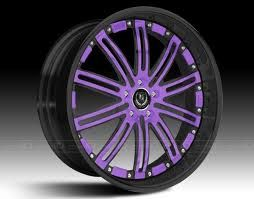 Purple Rim