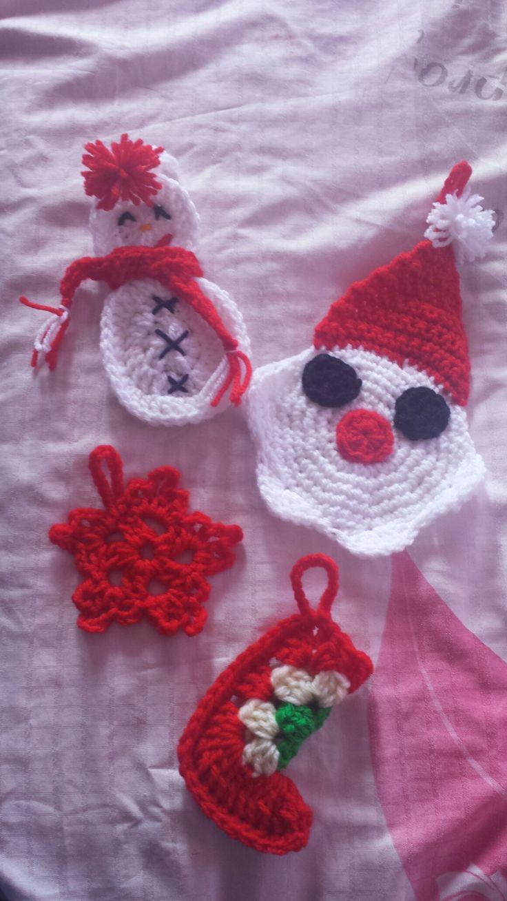 Crochet Christmas.....