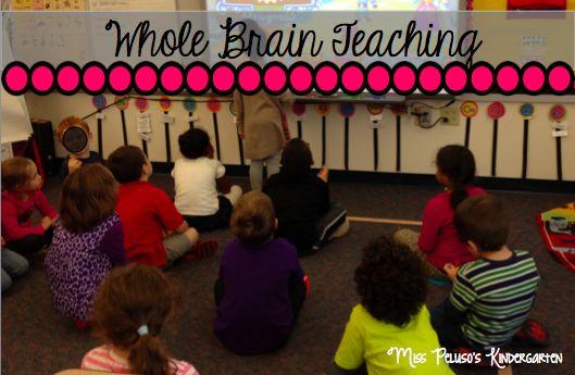 Whole Brain Teaching crash course!