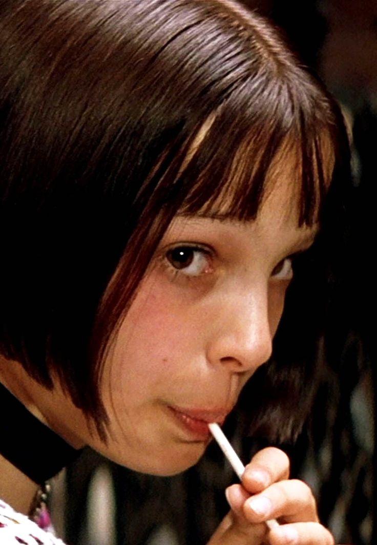Natalie Portman in Leon …   leon   Natal… натали портман леон