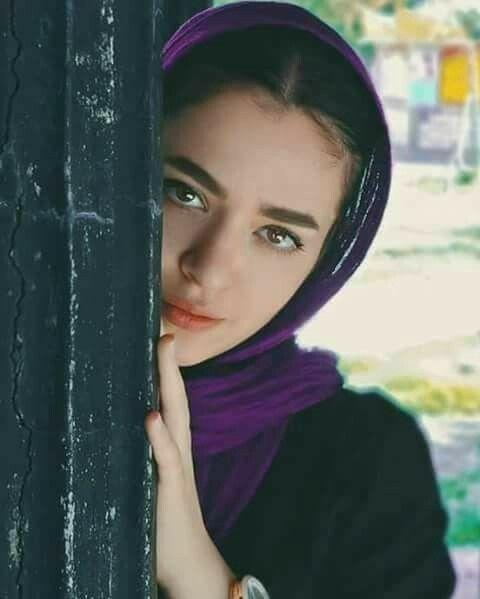 Pin By Wolf On Alone Beautiful Girl Face Muslim Beauty Iranian Girl