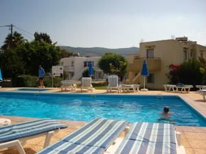Angelos Studios #Psalidi #Kos in a quiet area just outside Kos Town. Click on Book Now/More info for availability.
