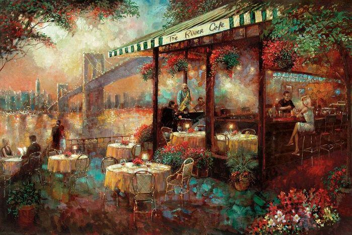 Dining room art option...