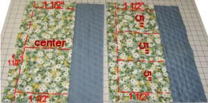Sew a Hanging Bag for a Walker with This Free Pattern: Outer Pocket
