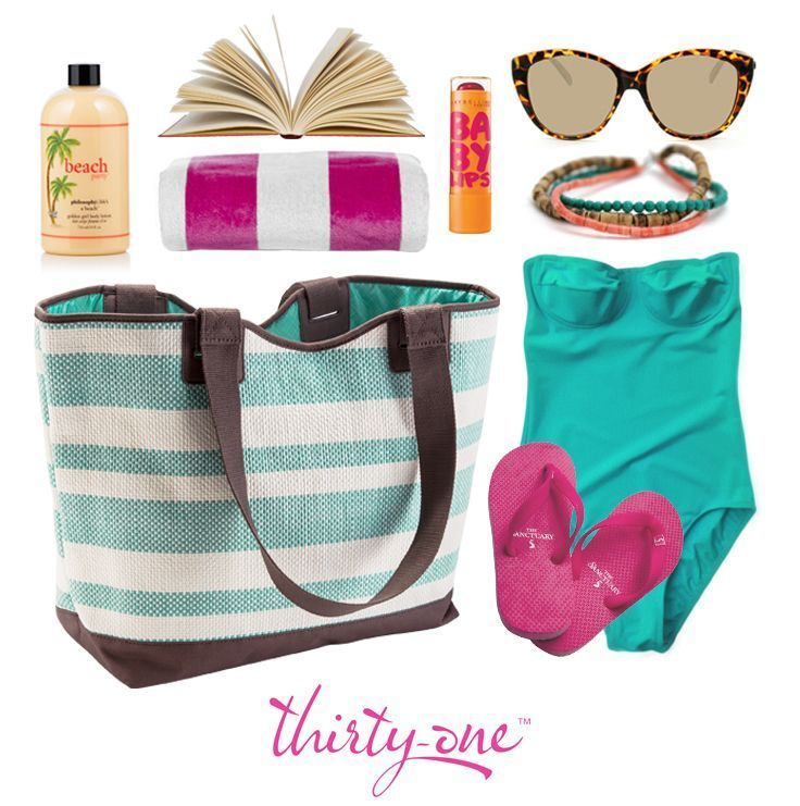 73 best Thirty One - Beach & Sea Stuff images on Pinterest | 31 ...