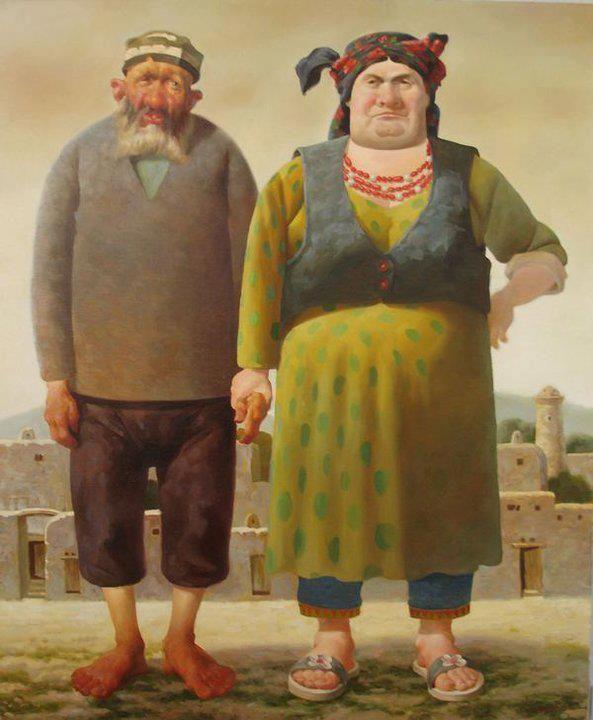 Artodyssey: Umarov Bakhtiyor