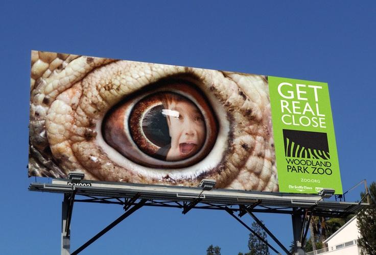 #WoodlandParkZoo #OOH #OAAA #Billboards #SilverOBIE #OBIEAwards