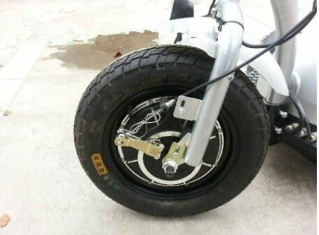 878.75$  Watch now - http://ailfz.worlditems.win/all/product.php?id=32804419116 - 3 Wheel Scooter Front Hub Motor Max Speed 26km/h FREE SHIPPING INCLUDED THE CUSTOMS TAX NO ANY OTHER FEES AGAIN!!