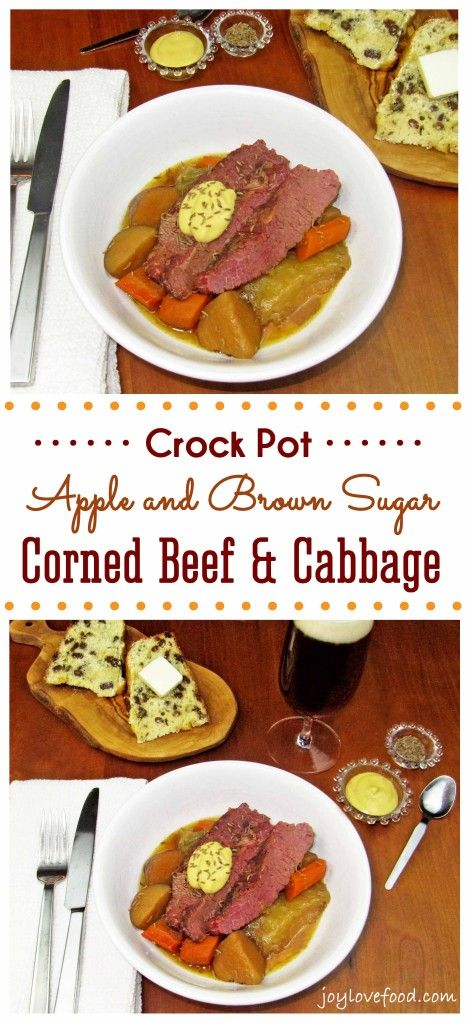 how to make corn beef and cabbage in crock pot