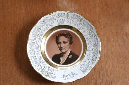 Crown princess Märtha, 1950-ies