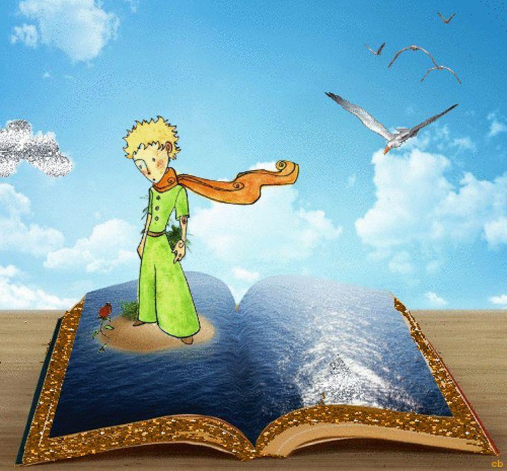 """""""J'étais plus isolé qu'un naufragé sur un radeau au milieu de l'océan. Alors vous imaginez ma surprise, au lever du jour, quand une drôle de petite voix m'a réveillé."""" (Antoine de Saint-Exupéry - """"Le Petit Prince"""")"""