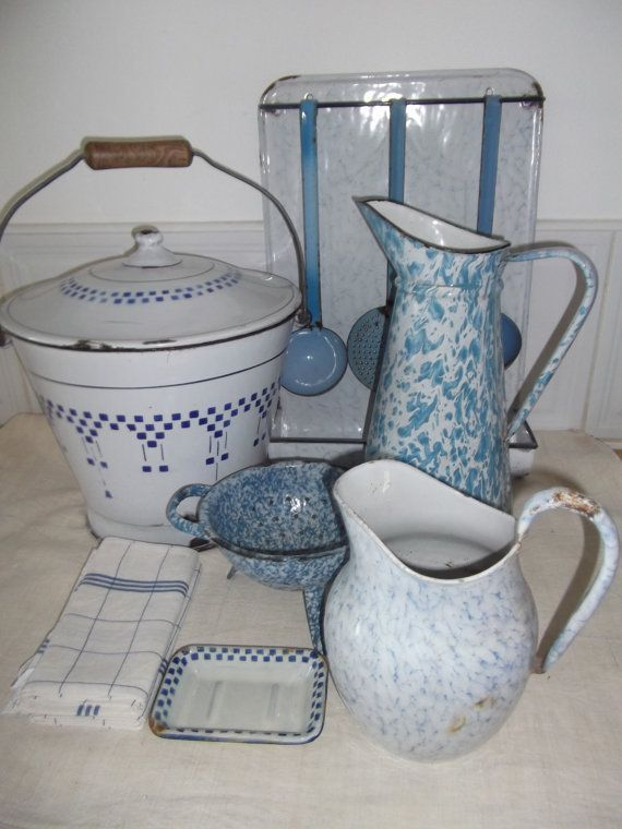 country kitchen ware 1571 best craft enamelware from grandmother s 2925