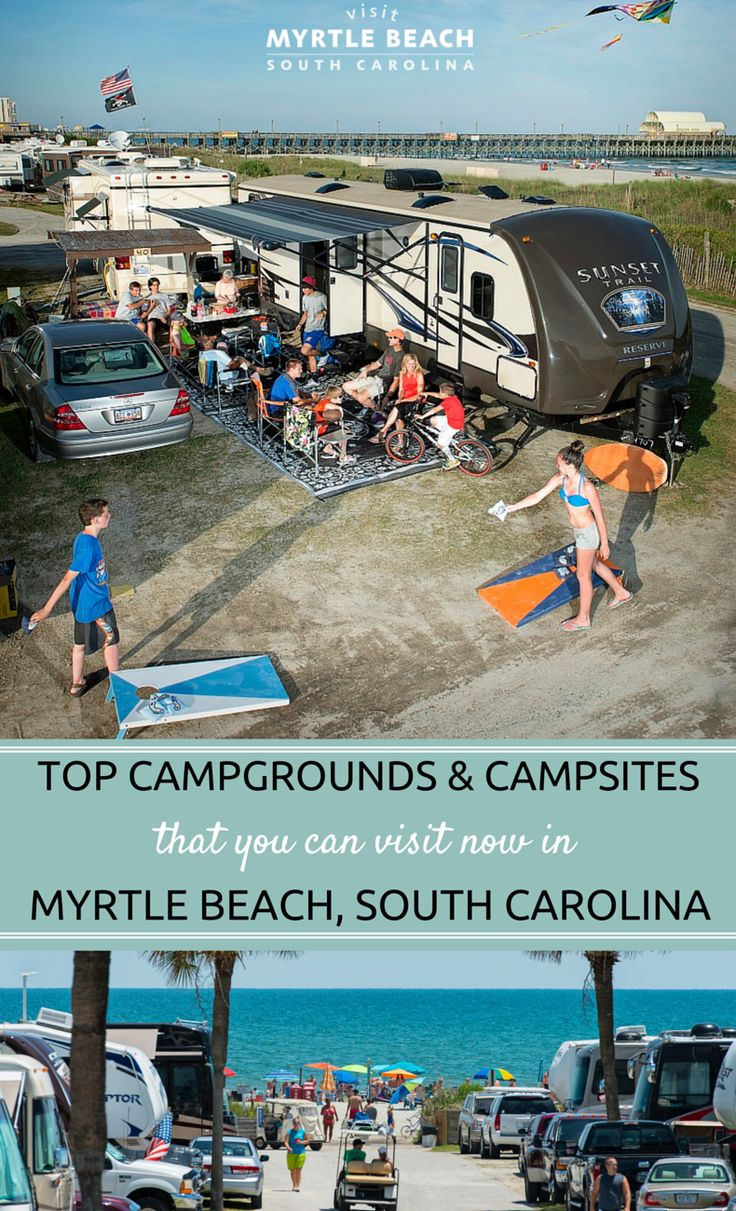 50 Best Images About Myrtle Beach Camping On Pinterest