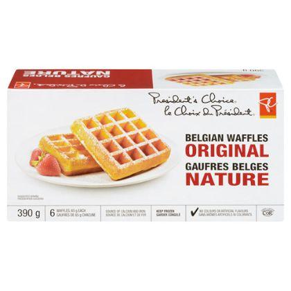 PC Original Belgian Waffles
