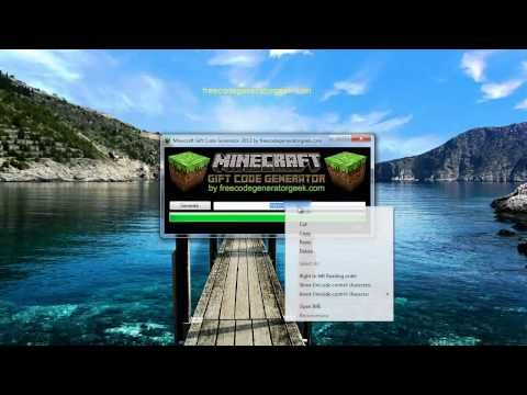 Minecraft [v1.5] Simple Gift Code Generator with PROOF [OCTOBER.2013][UP...