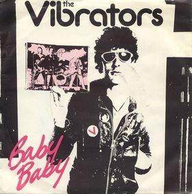 the vibrators - baby baby (1977)