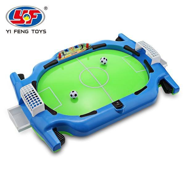 Yi Feng Toys Tabletop Shoot Mini Table Soccer Toys 2 Players For Kids Soccer Table Mini Table Mini Games