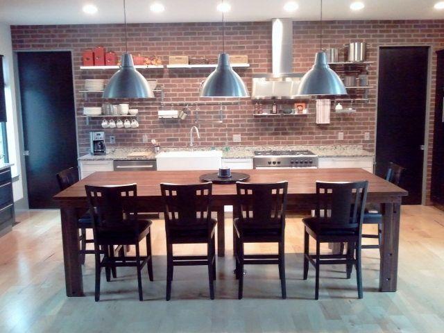 An Industrial IKEA Kitchen In Black Part 45