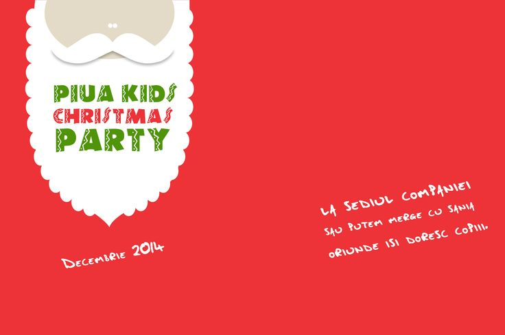 PIUA KIDS CHRISTMAS PARTY 2014