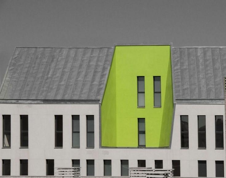 Социальное жилье Iñaqui Carnicero Architecture Office в Мадриде