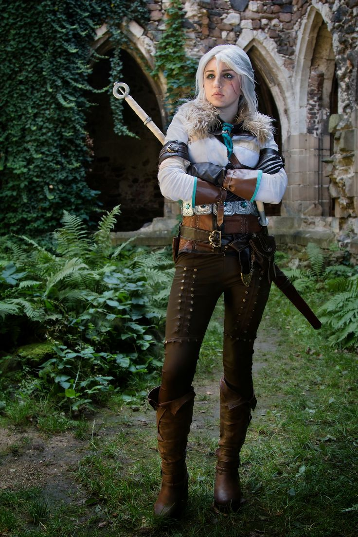 Ciri (The Witcher) by Juriet Cosplay