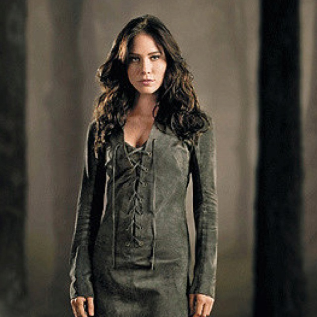 Lynn Collins starred as Kayla Silverfox in 'X-Men Origins: Wolverine.'