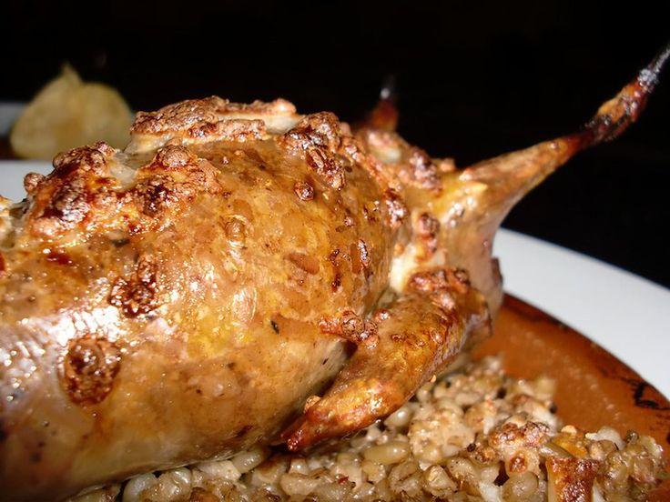 Stuffed Pigeon (Hamam Mahshi)